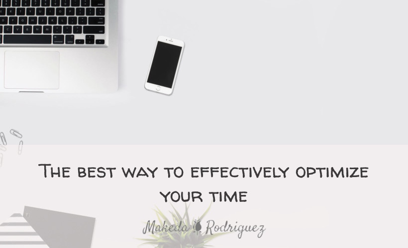 There is a time when you do your best work.  You must optimize your time.